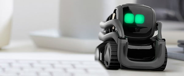 Amazon slashes $50 off the adorable Vector toy robot with built-in Alexa