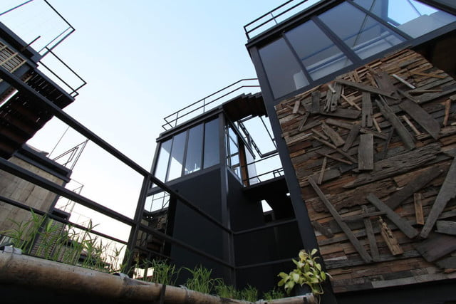 the bangkok tree house hotel lets guests sleep under stars resort 9205
