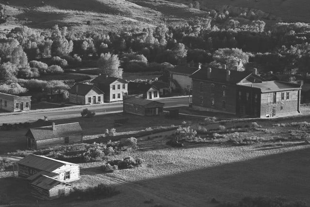 haunted houses places in america bannack ghost town 002