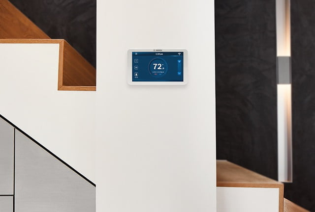 look out nest bosch introduces its connected control smart thermostat. Black Bedroom Furniture Sets. Home Design Ideas
