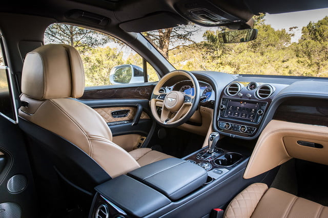 bentley engineering boss interview bentayga  9