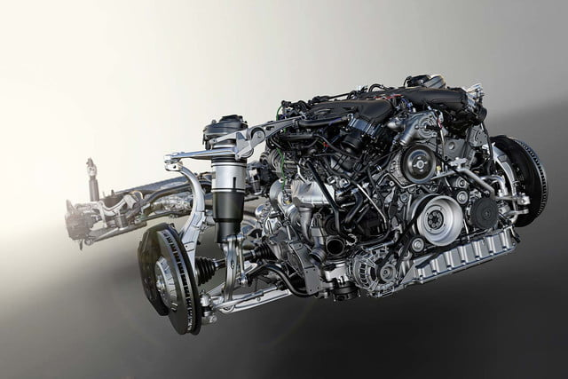 bentley says its bentayga suv can do it all but will customers bite  powertrain and chassis