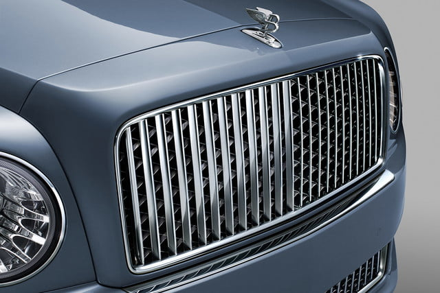 bentley engineering boss interview mulsanne matrix grille