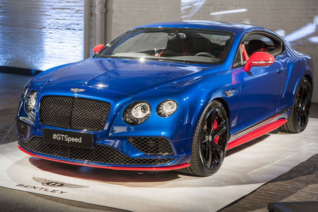 With 633 hp the 2017 continental gt speed is the burliest bentley bentley continental gt speed voltagebd Image collections