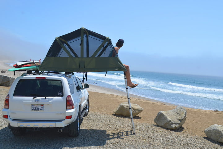 Best rooftop tents Baja Tepui
