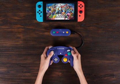 Best Nintendo Switch GameCube Controller Adapters | Digital