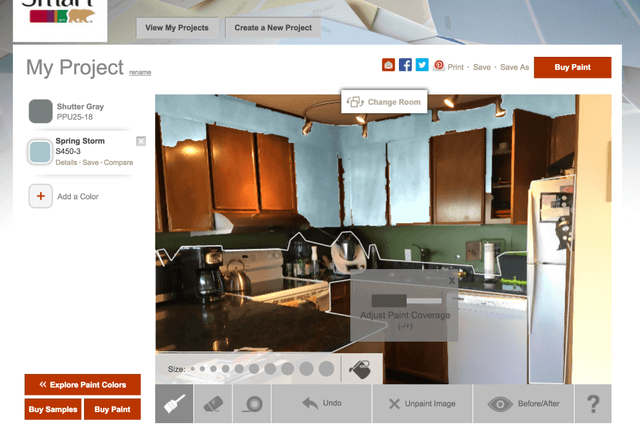 best tools to help you pick out paint colors for your walls bher painting tool