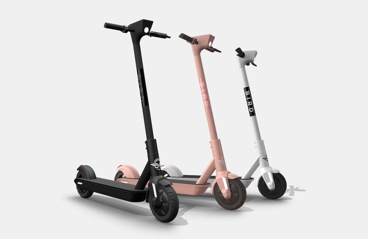 bird s new electric scooter is a durable two wheeler that. Black Bedroom Furniture Sets. Home Design Ideas