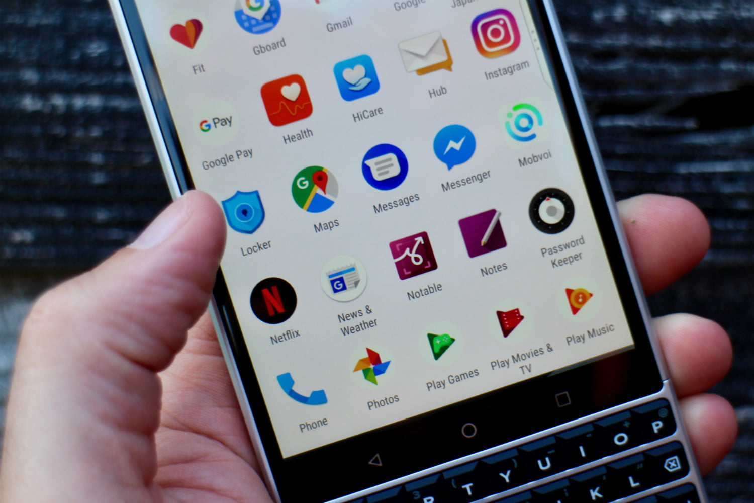 How to Use BlackBerry Locker | Digital Trends