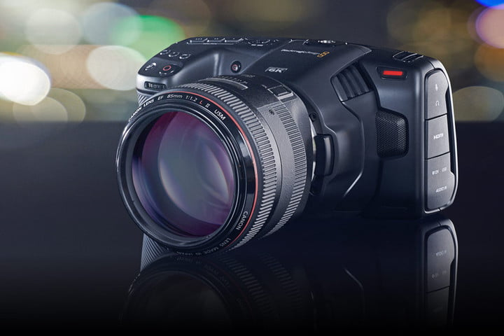 6K for $2,495? Blackmagic Design does it again with the Pocket Cinema Camera 6K