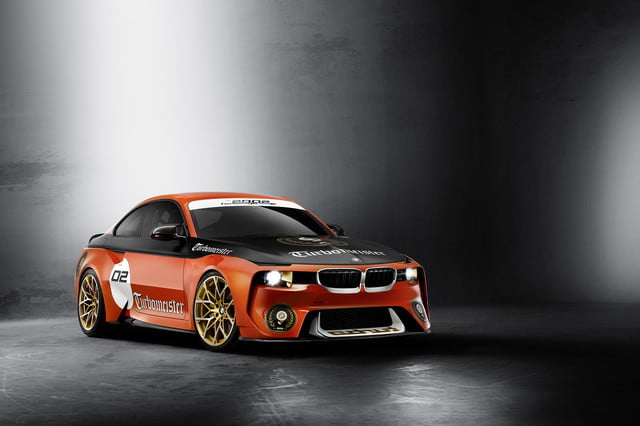 BMW 2002 Hommage Turbo