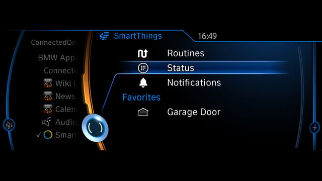 bmw announces samsung collaboration new connectivity features at ifa connecteddrive 2015 p90195182