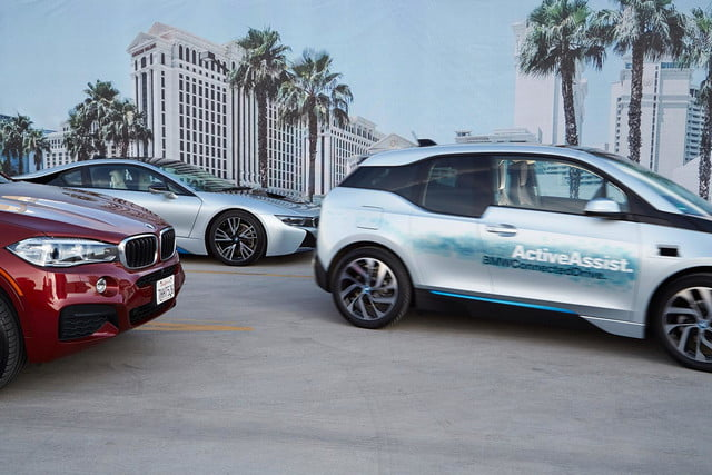 bmw automated parking technology ces 2015 remote valet 14