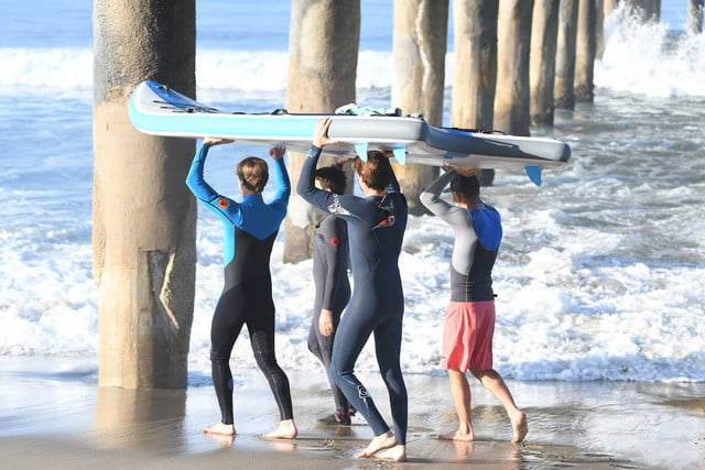 Body Glove Has Built A Stand Up Paddleboard Big Enough For Six