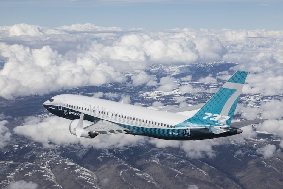boeing 737 max 7 aircraft graces the skies for the first time rh digitaltrends com performance engineers manual 737 Airbus A380