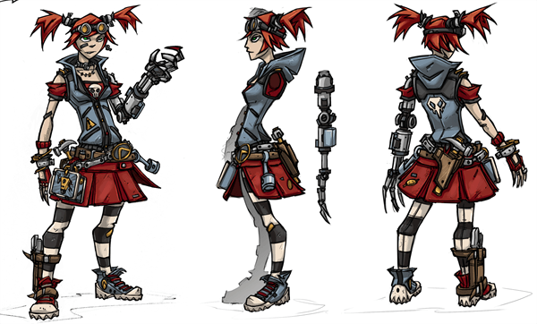 Borderlands 2's fifth DLC character lands Gearbox in hot water