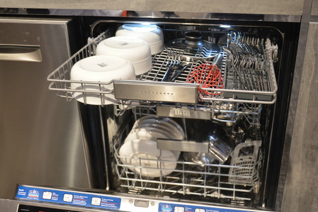 how to load a dishwasher bosch myway rack 2