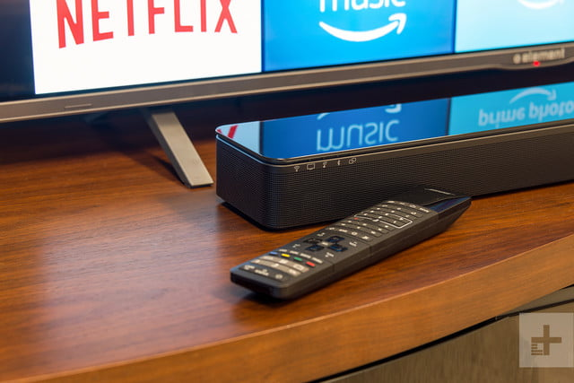 Bose SoundTouch 300 review remote angle
