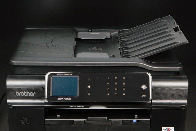Brother MFC-J870DW top