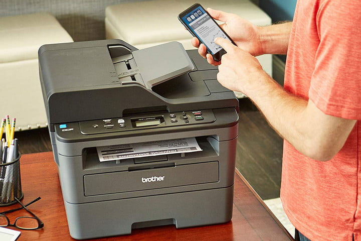 Amazon drops deep discount on multifunctional Brother wireless laser printer
