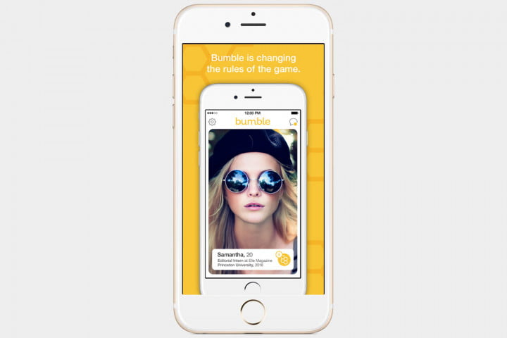 Meilleures applications de rencontres: Bumble