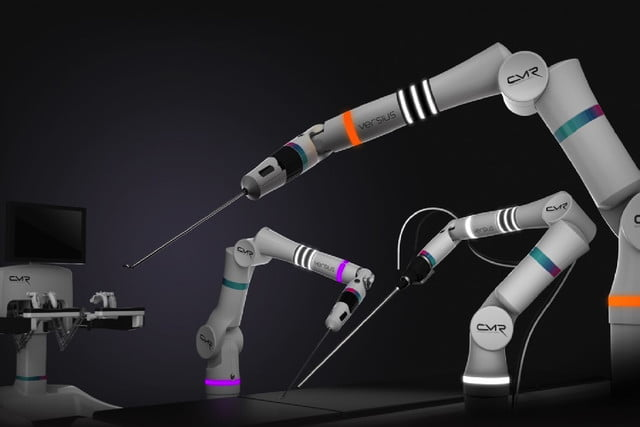Miniature Robot Arm Could be the Future of Keyhole Surgery
