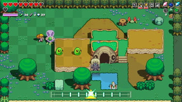 Cadence of Hyrule is the first truly amazing Zelda spinoff | Digital