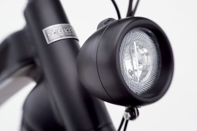 electra cafe moto go ebike 28 mph with carbon belt drive headlight 29553