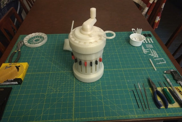 3d printing curta calculator calc1