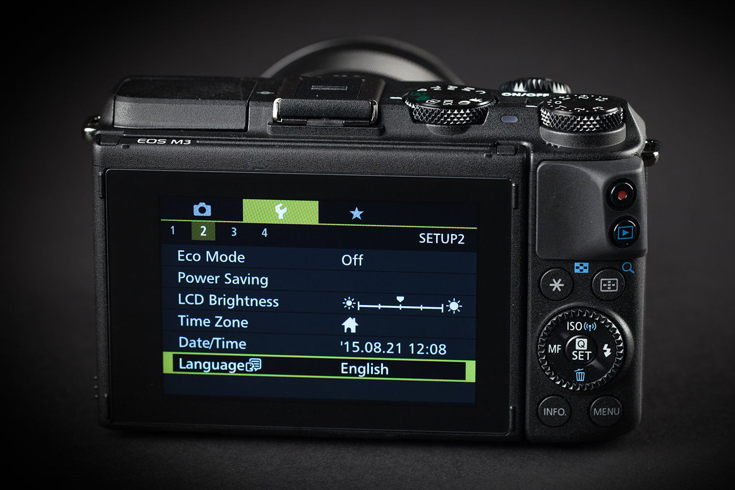 Canon Eos M3 Review Digital Trends M10 Kit 15 45 22mm 6399