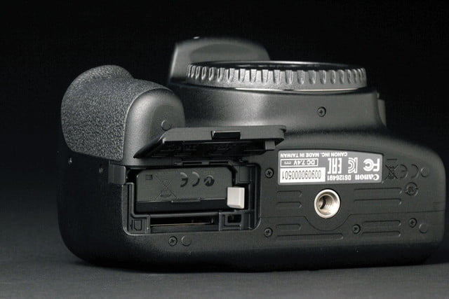 Canon EOS Rebel T5 battery
