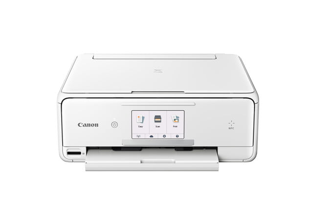 canon pixma ts all in ones ts8020 white cutout