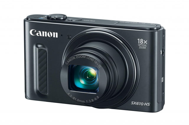 canon gives long zoom sx and compact elph series minimal refresh at 2015 ces powershot sx610hs black 3