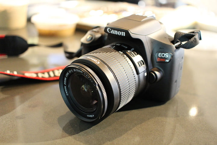 The Canon EOS Rebel T6 DSLR camera gets a steep price cut at Walmart