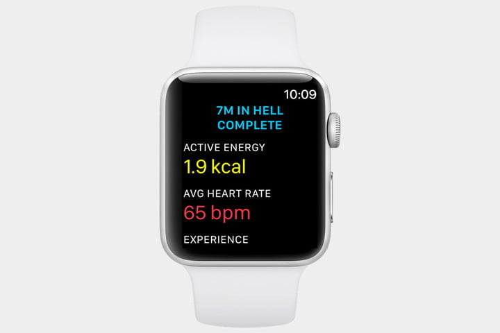 best fitness apps for the Apple Watch Carrot Fit
