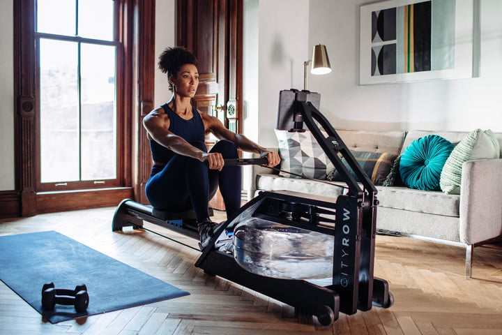 Cityrow Brings Its High Energy Rowing Class To Your Living Room