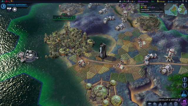 will first 250 turns civilization beyond earth shape screenshot 16