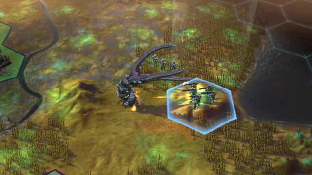 will first 250 turns civilization beyond earth shape screenshot 6