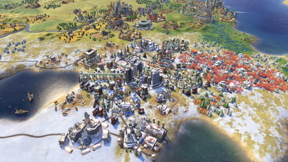 Civilization VI:' Rise and Fall Ages Guide to Dark and