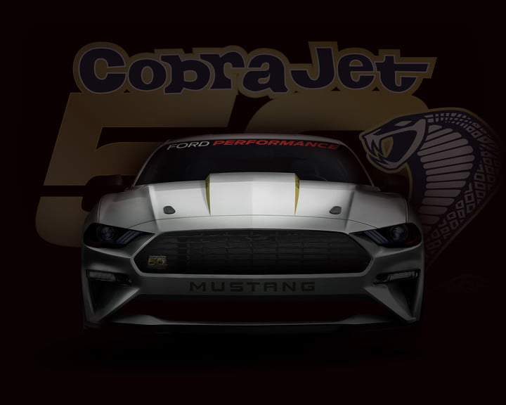 ford mustang cobra jet will be fastest ever