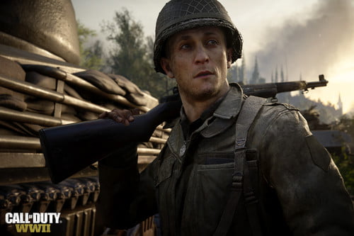 Call of Duty: WWII' Campaign Tips And Tricks | Digital Trends