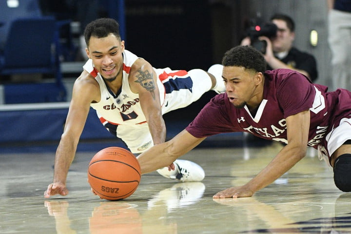 watch college sports live online espn plus basketball  nov 10 texas southern at gonzaga