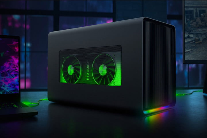 Light up your external GPU with Razer's new Core X Chroma enclosure