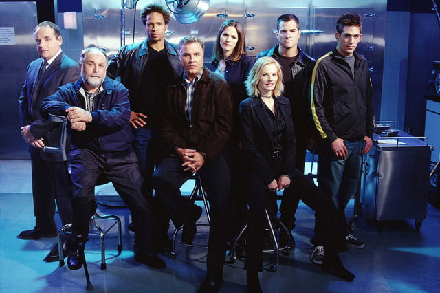 longest running scripted primetime tv shows us csi  crime scene investigation 2000