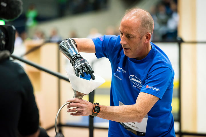 Cybathlon athlete