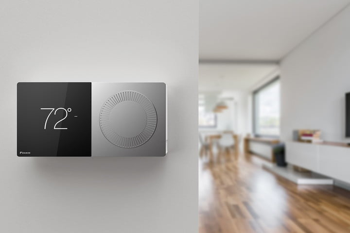 daikin one smart thermostat ces 2019 plus header