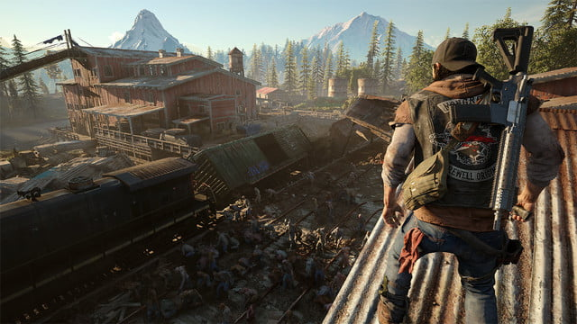 days gone e3 2016 preview overlook