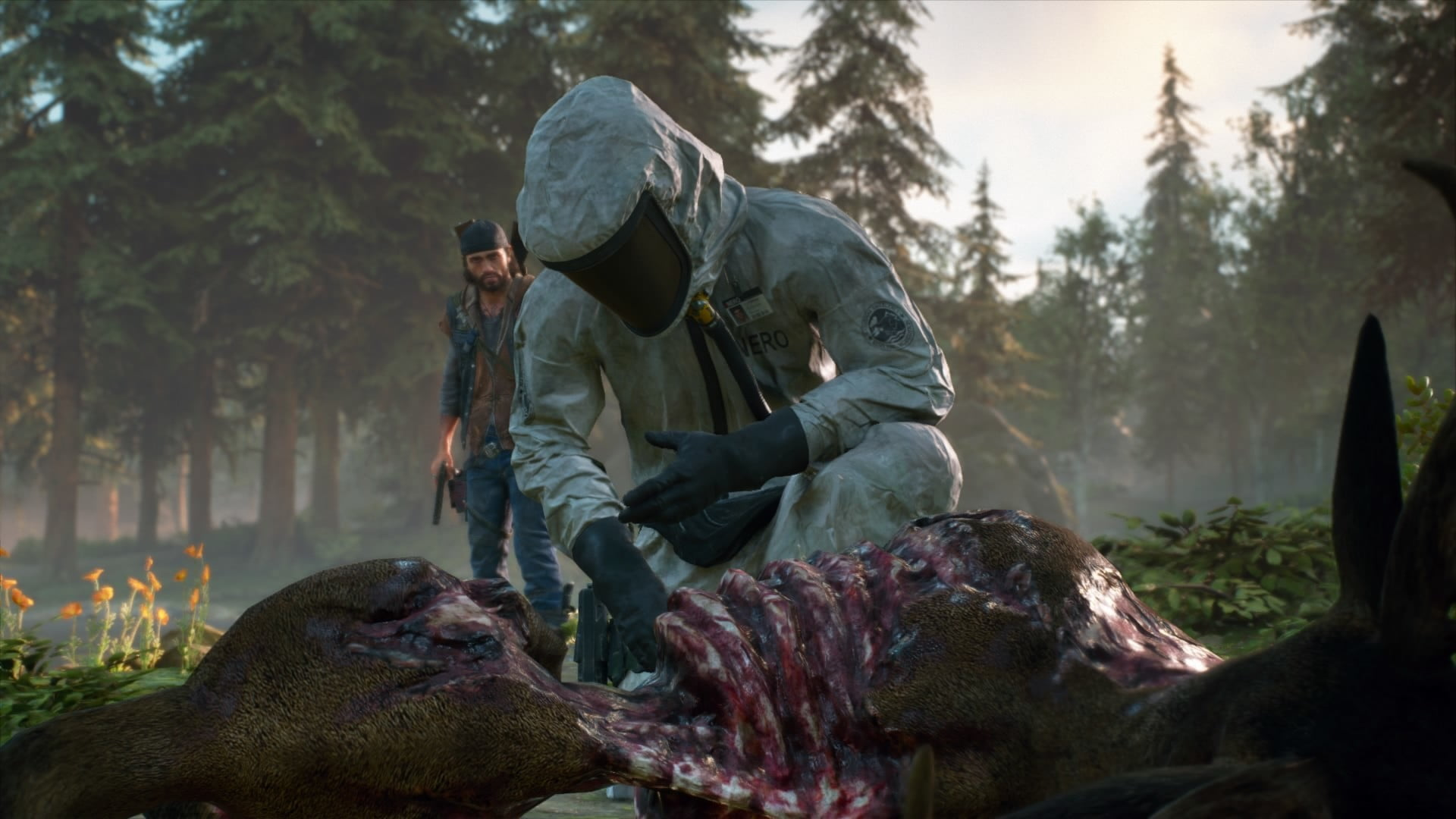 Days Gone Is A Bland Boring And Buggy Blunder Digital Trends