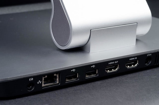 Dell Inspiron 23 back ports