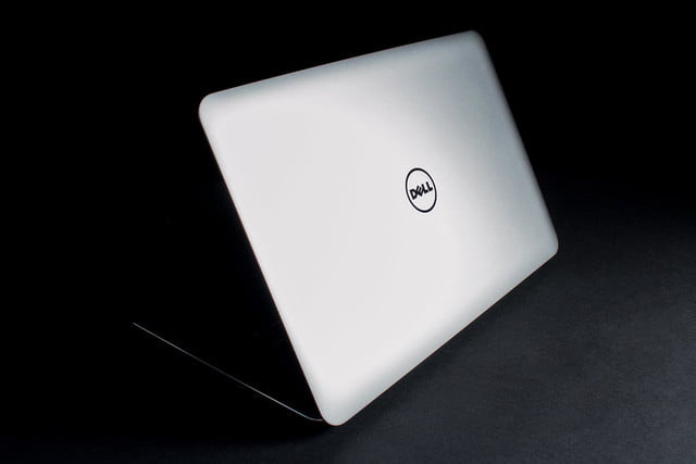 Dell XPS 15 review lid angle
